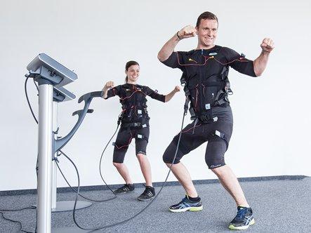 Umkleidekabinen Fitness